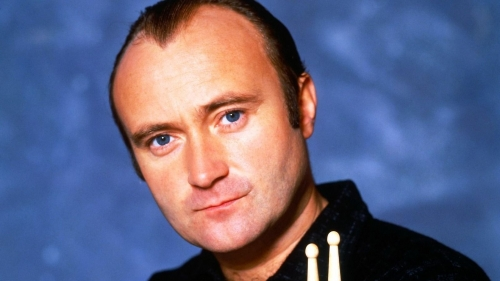 phil collins song list
